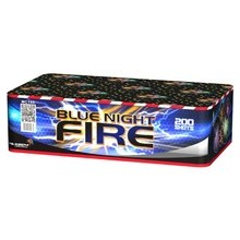 MC 149 - BLUE NIGHT FIRE