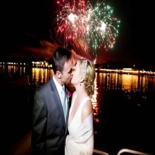 Фейерверки и салюты на свадьбу,  свадебным салютом,  свадебных фейерверков, салют на свадьбу,  наземные и высотные фейерверки, пиротехнического шоу, Высотный фейерверк